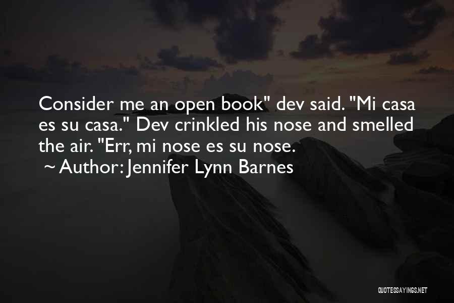 Self Es Quotes By Jennifer Lynn Barnes