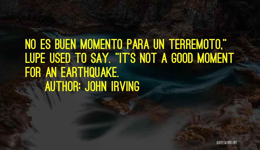 Self Es Quotes By John Irving