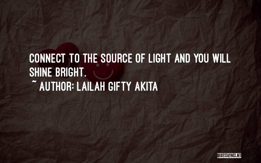 Self Es Quotes By Lailah Gifty Akita
