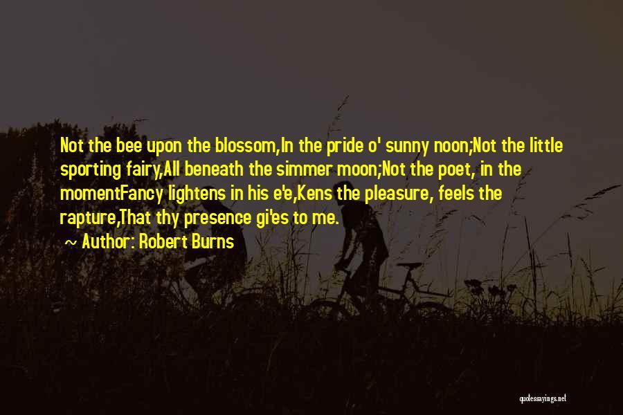 Self Es Quotes By Robert Burns