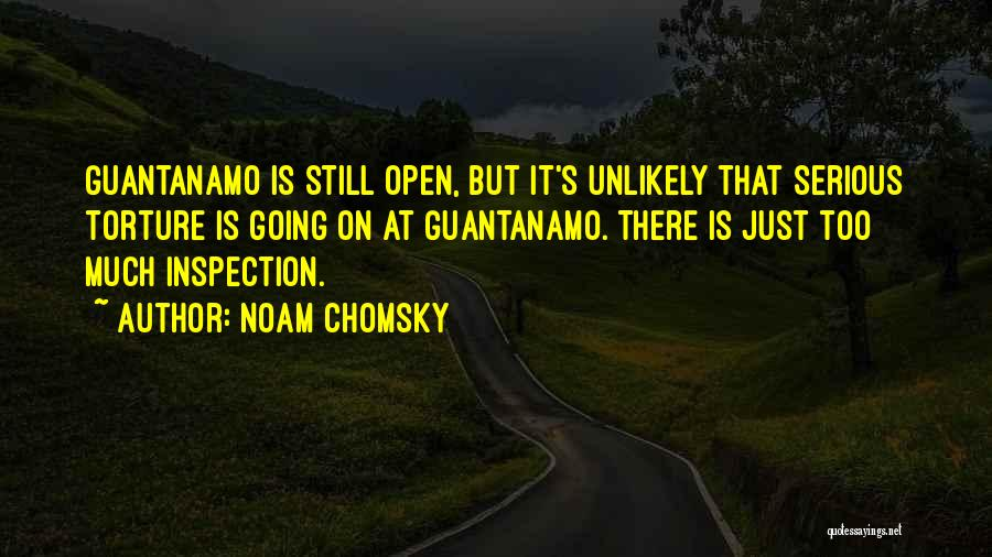 Self Inspection Quotes By Noam Chomsky