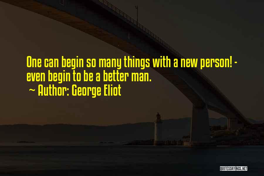 Self Introductions Quotes By George Eliot