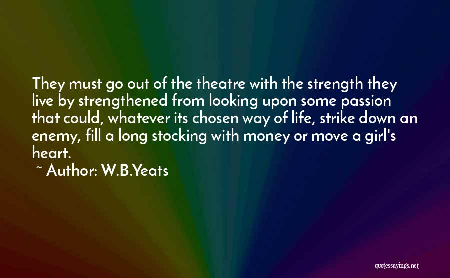 Self Introductions Quotes By W.B.Yeats