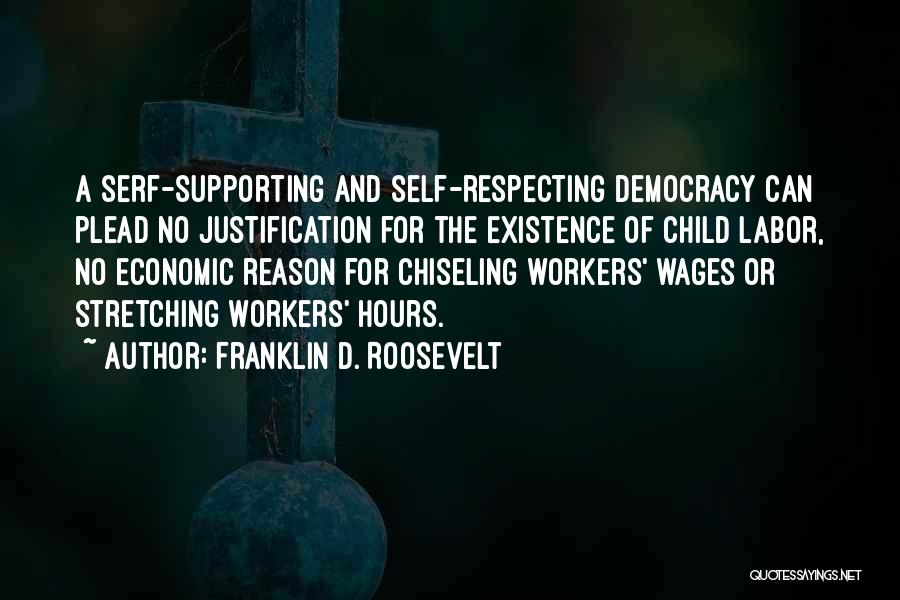 Self Justification Quotes By Franklin D. Roosevelt