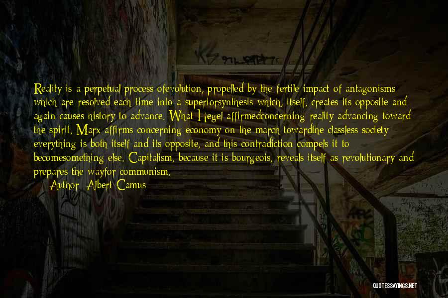 Self Propelled Quotes By Albert Camus