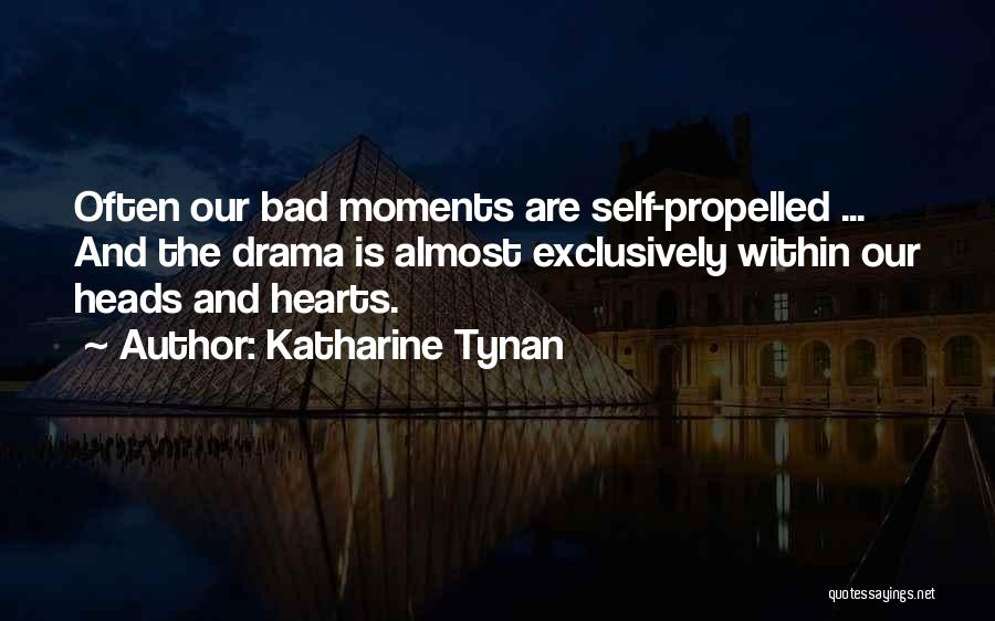 Self Propelled Quotes By Katharine Tynan