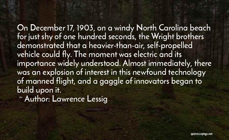 Self Propelled Quotes By Lawrence Lessig