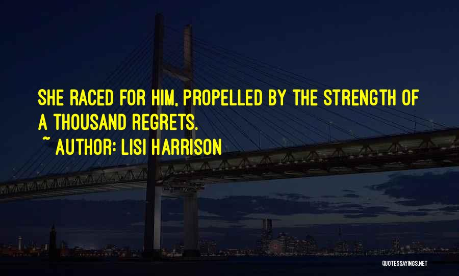 Self Propelled Quotes By Lisi Harrison