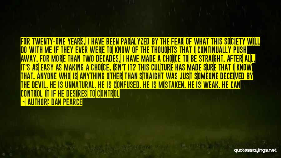 Self Push Quotes By Dan Pearce