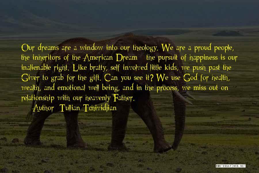 Self Push Quotes By Tullian Tchividjian
