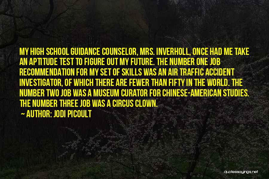 Self Recommendation Quotes By Jodi Picoult