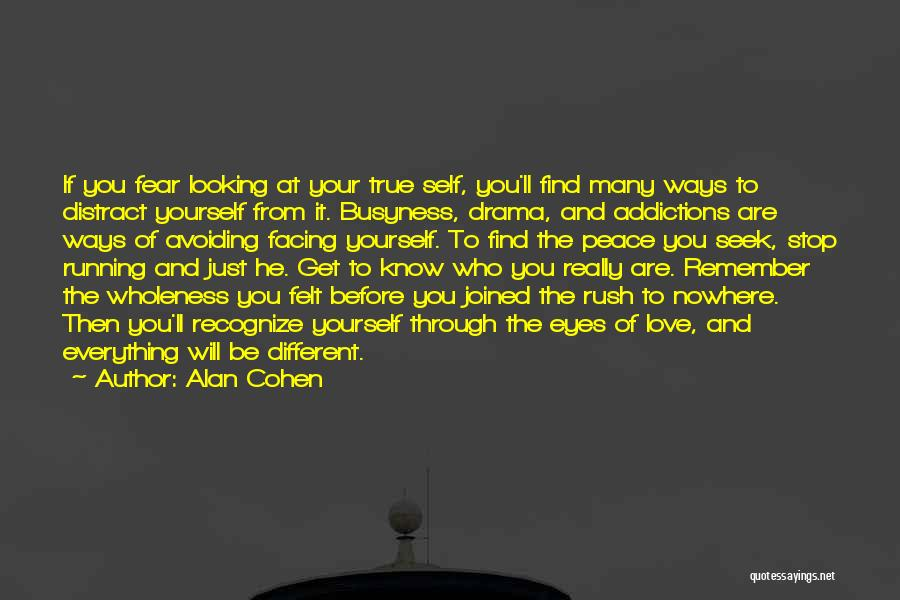 Self-sacrificial Love Quotes By Alan Cohen