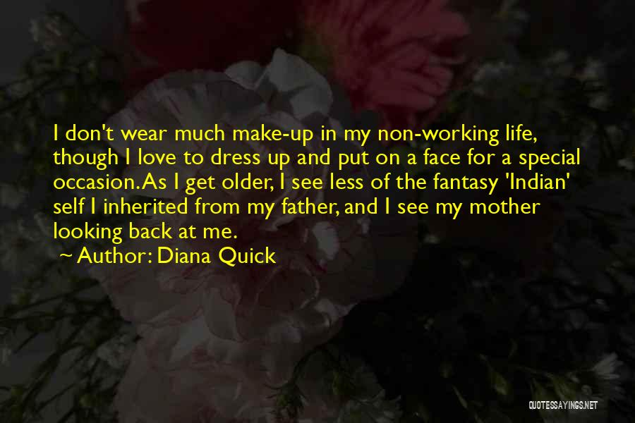 Self-sacrificial Love Quotes By Diana Quick