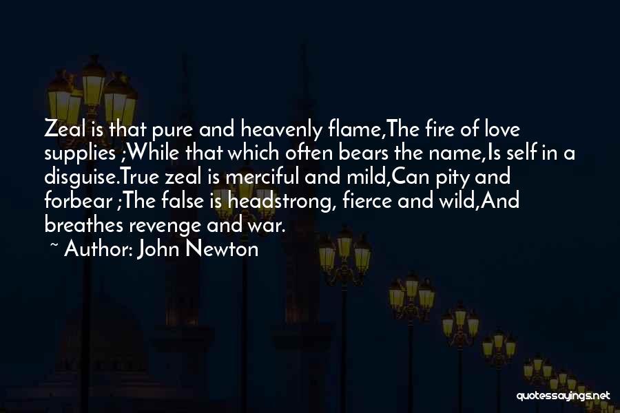 Self-sacrificial Love Quotes By John Newton