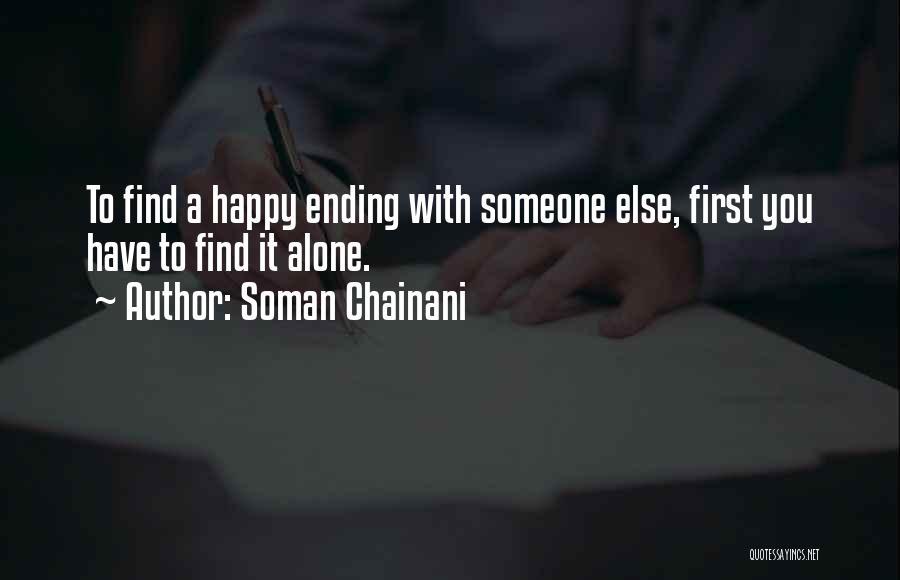 Self-sacrificial Love Quotes By Soman Chainani