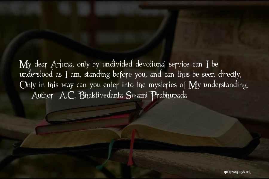 Self Service Quotes By A.C. Bhaktivedanta Swami Prabhupada
