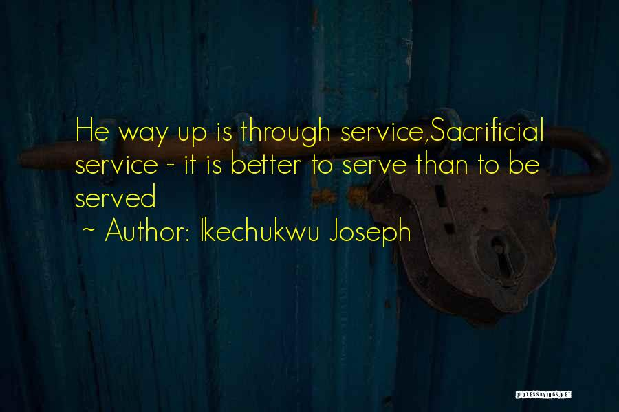 Self Service Quotes By Ikechukwu Joseph