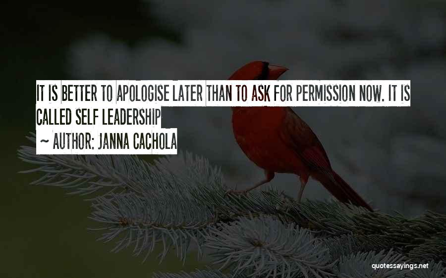 Self Service Quotes By Janna Cachola