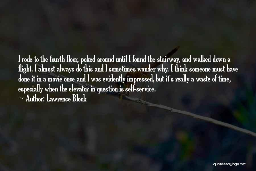 Self Service Quotes By Lawrence Block