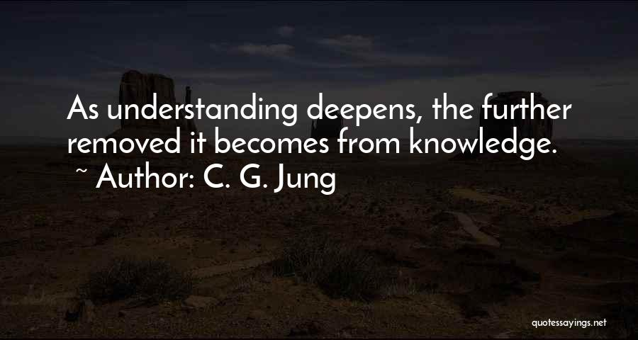 Self Understanding Quotes By C. G. Jung