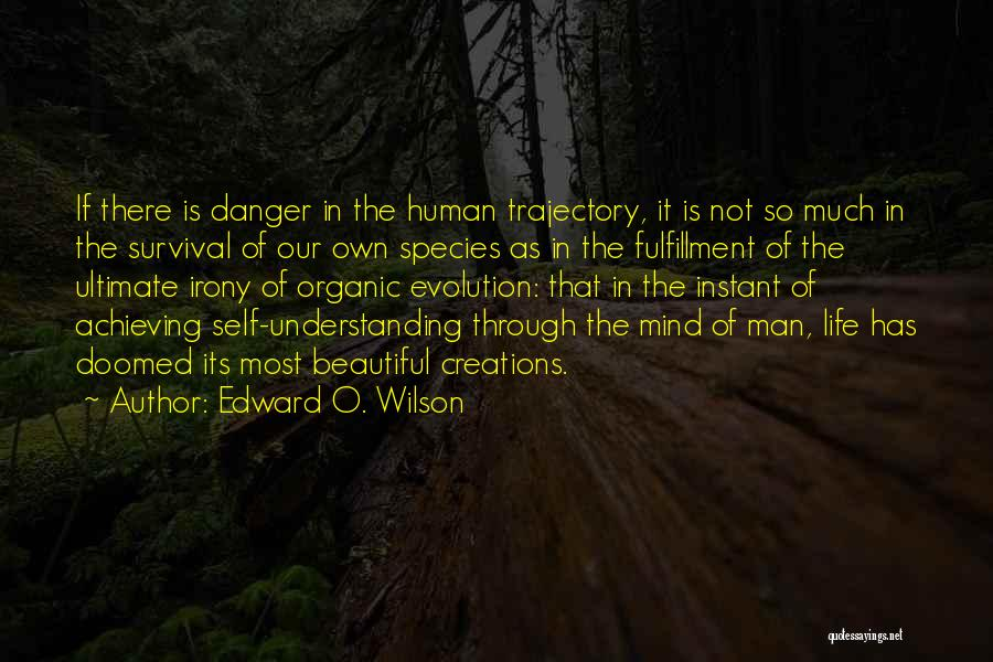 Self Understanding Quotes By Edward O. Wilson