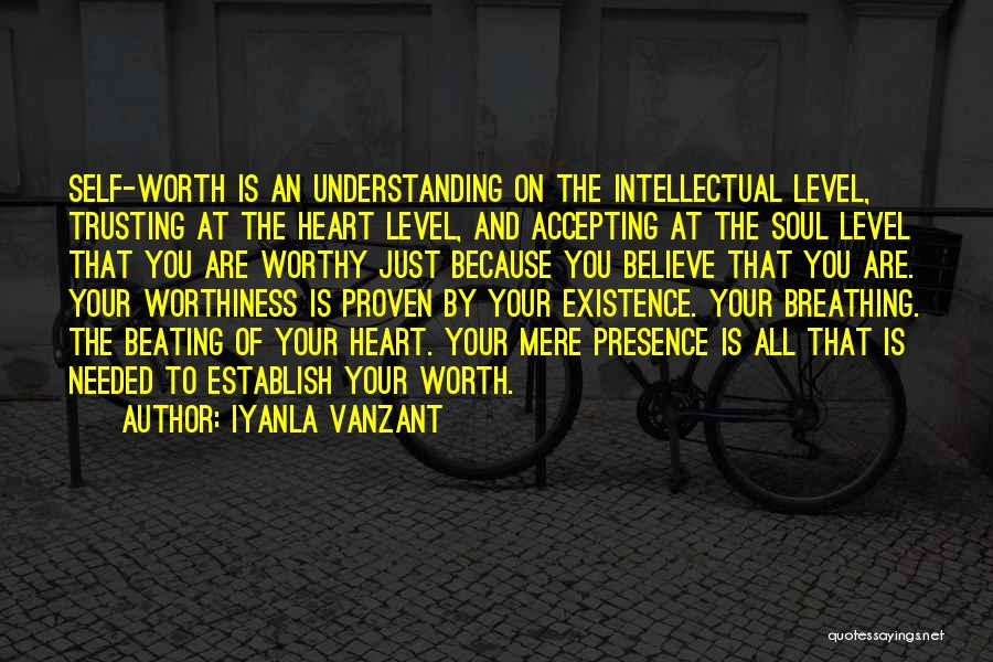 Self Understanding Quotes By Iyanla Vanzant