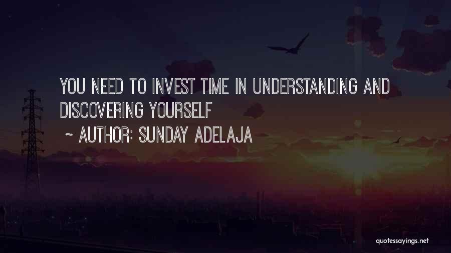 Self Understanding Quotes By Sunday Adelaja