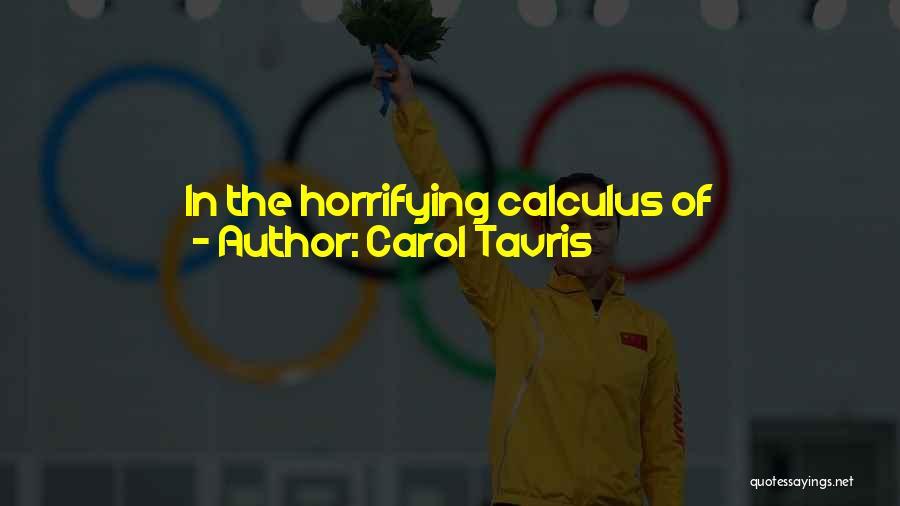 Self Worth Quotes By Carol Tavris