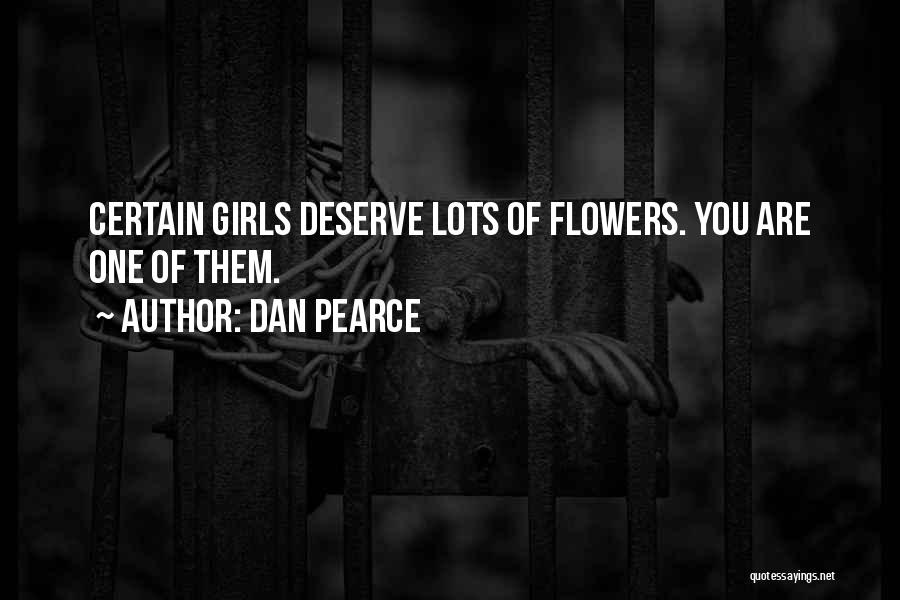 Self Worth Quotes By Dan Pearce