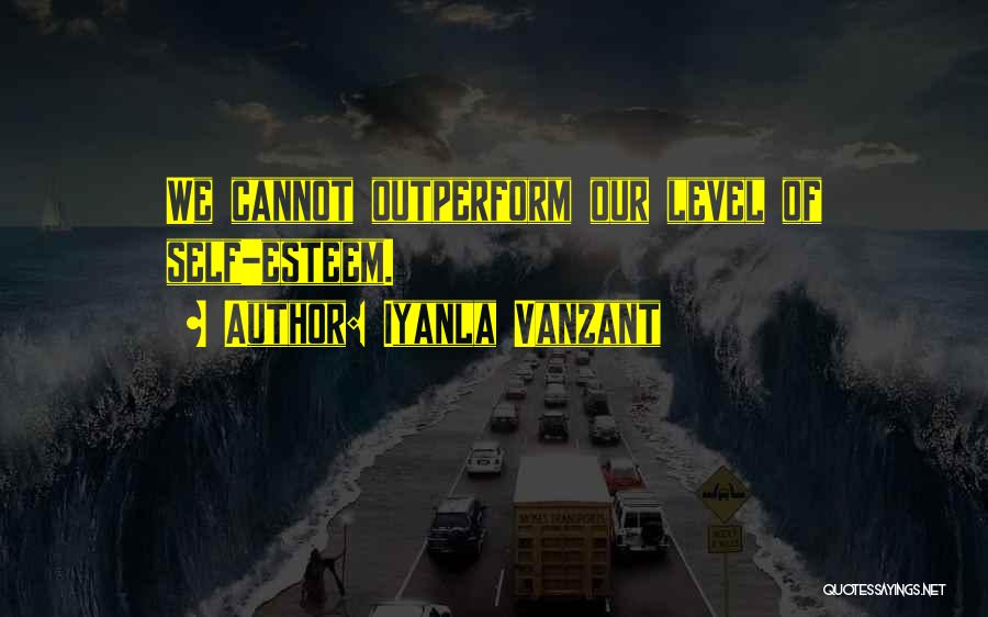 Self Worth Quotes By Iyanla Vanzant