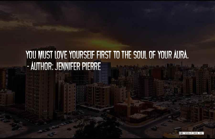 Self Worth Quotes By Jennifer Pierre