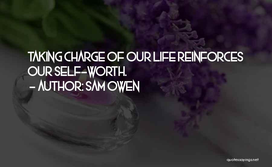 Self Worth Quotes By Sam Owen