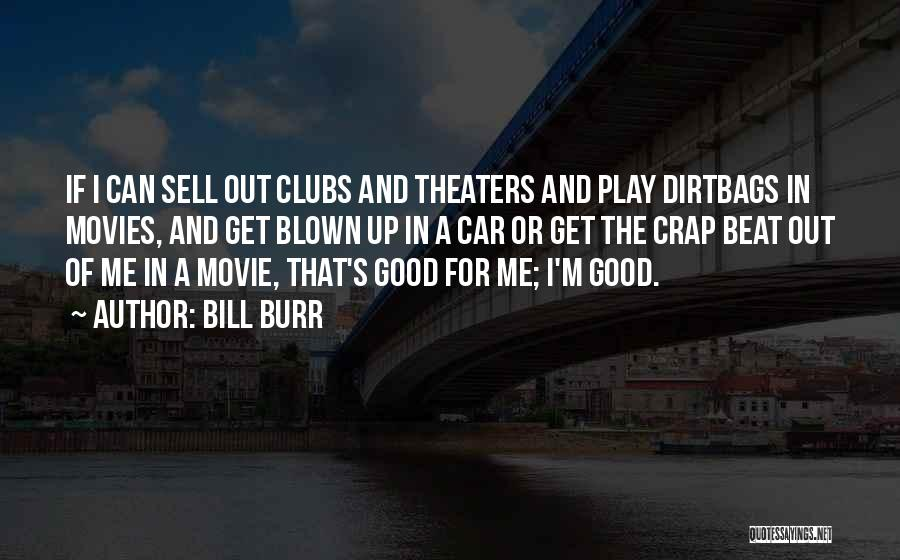 Sell Car Quotes By Bill Burr