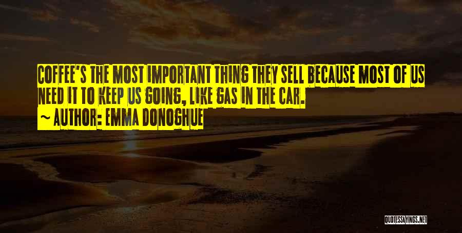 Sell Car Quotes By Emma Donoghue