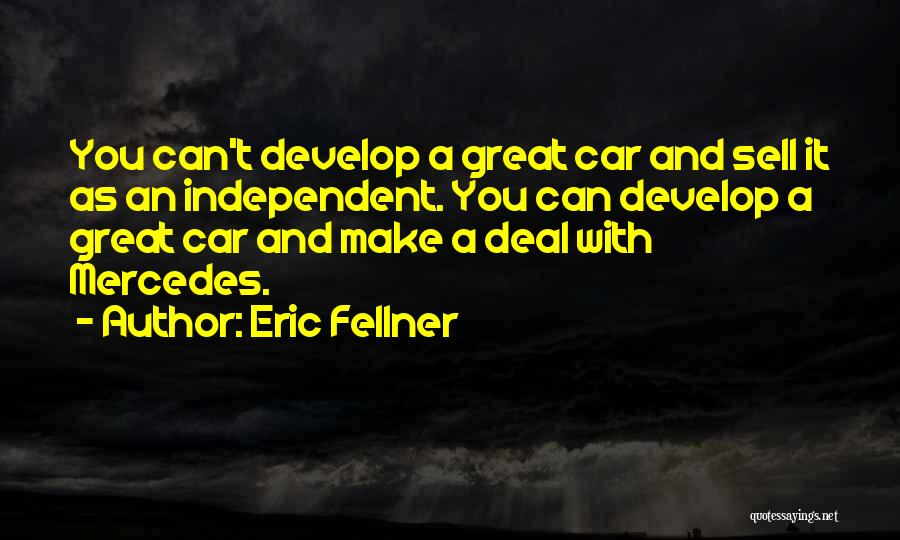 Sell Car Quotes By Eric Fellner