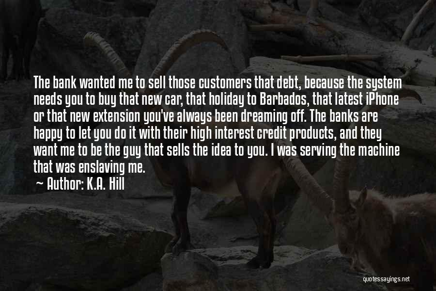 Sell Car Quotes By K.A. Hill