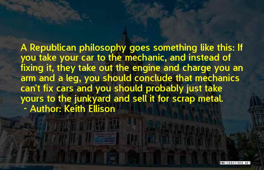 Sell Car Quotes By Keith Ellison