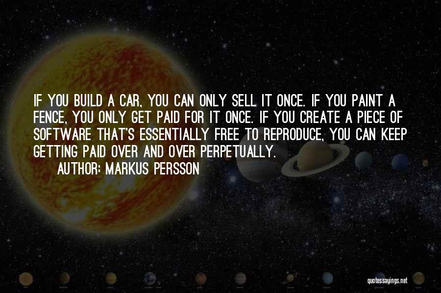 Sell Car Quotes By Markus Persson
