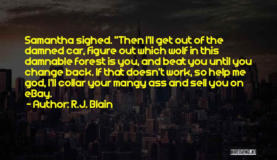 Sell Car Quotes By R.J. Blain