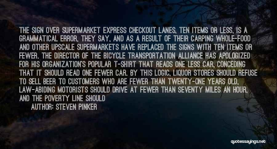 Sell Car Quotes By Steven Pinker