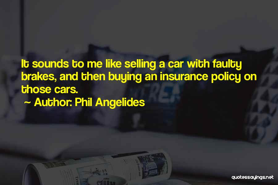 Top 24 Selling A Car Quotes & Sayings