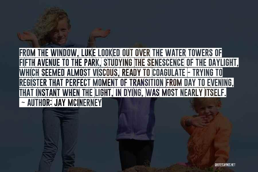 Senescence Quotes By Jay McInerney