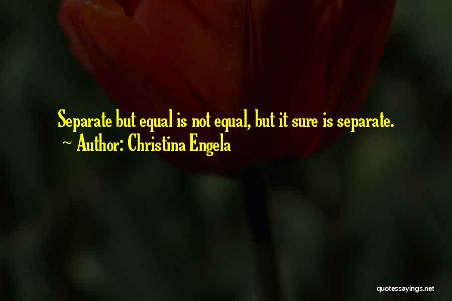 separate but equal quote