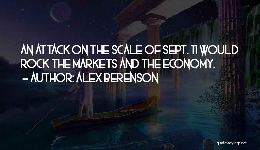 Sept. 9 11 Quotes By Alex Berenson