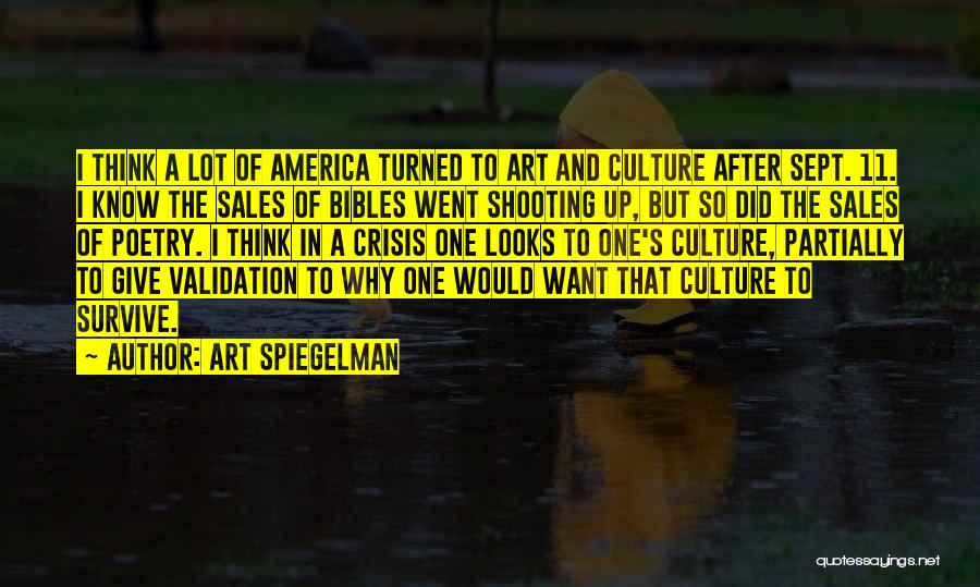 Sept. 9 11 Quotes By Art Spiegelman