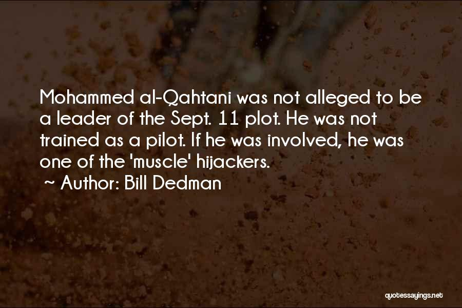 Sept. 9 11 Quotes By Bill Dedman
