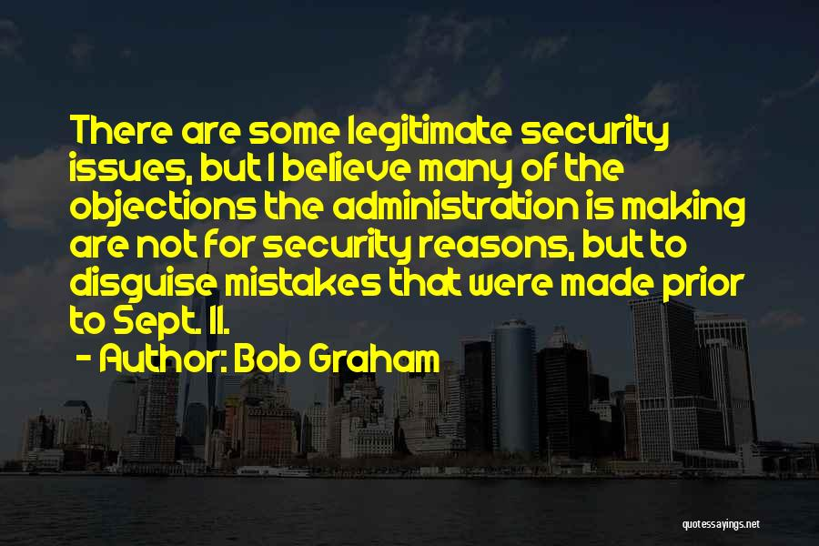 Sept. 9 11 Quotes By Bob Graham