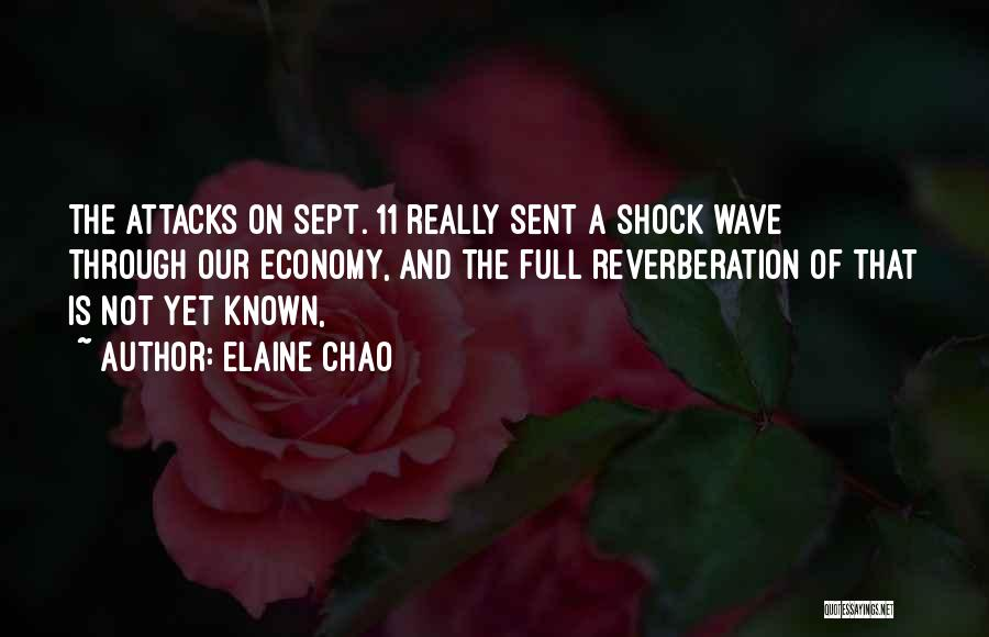 Sept. 9 11 Quotes By Elaine Chao