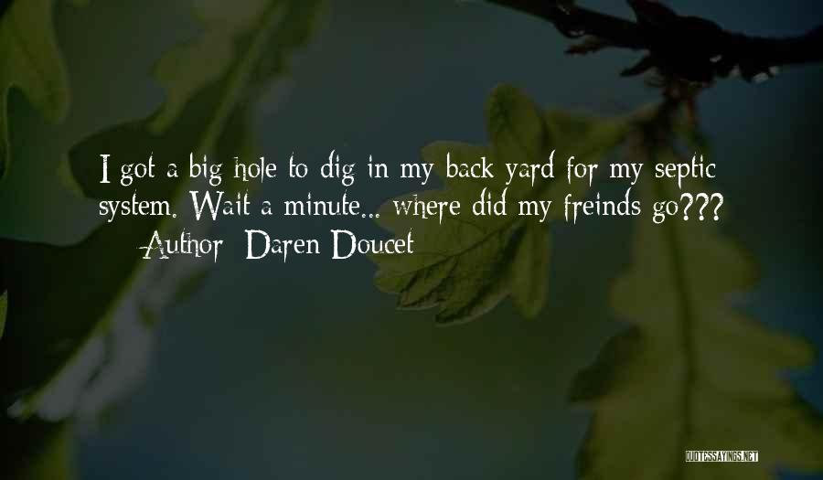 Septic Quotes By Daren Doucet