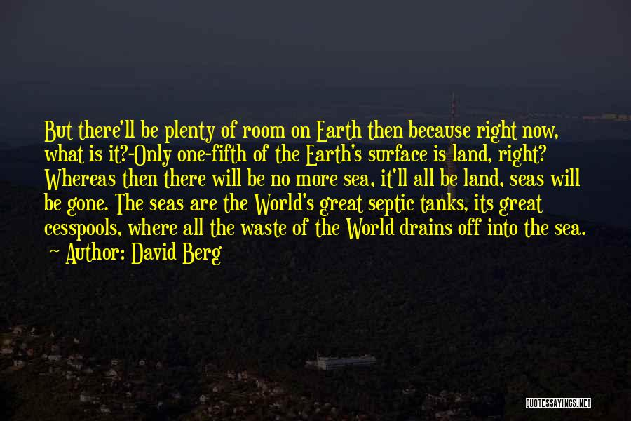 Septic Quotes By David Berg